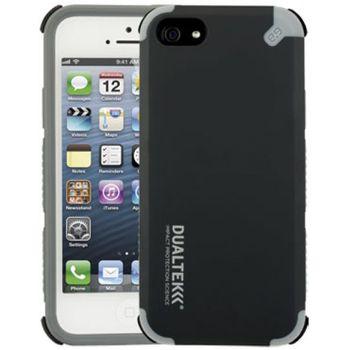 PureGear DualTec Extreme Shock Case iPhone 5/5S - Matte Black, černá