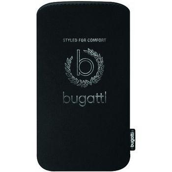 Bugatti Slim Case Universal Iconic SL (134 x 77mm) - černé