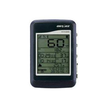 Qstarz GPS Explore 2000 Sport Recorder (Bluetooth, záznam trasy, SiRF III 20 ch) bazar, záruka