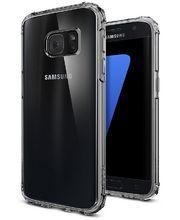 Spigen pouzdro Crystal Shell pro Galaxy S7, černé