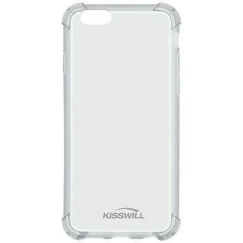 Kisswill Shock TPU pouzdro pro iPhone 6/6S, transparentní