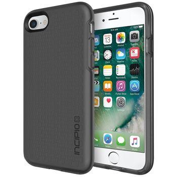 Incipio ochranný kryt Haven Case pro Apple iPhone 7, čarná/šedá