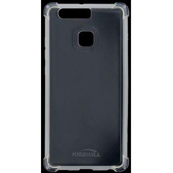 Kisswill Shock TPU pouzdro pro Huawei P9, transparentní