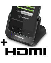 Kidigi dobíjecí kolébka pro Samsung Galaxy S II i9100 s HDMI výstupem