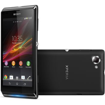 Sony Xperia L - černá - rozbaleno, záruka 24 měsíců