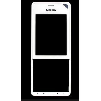 Náhradní díl přední kryt pro Nokia 515, bílý