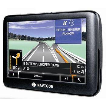 NAVIGON 3310 Max - Evropa - předváděcí zařízení, plná záruka