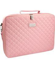 """Krusell Avenyn Laptop Slim taška na notebook - do 16"""" - růžová"""