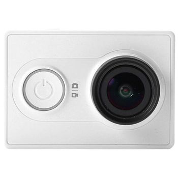 Xiaomi YI Action Camera, bílá