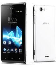 Sony Xperia J (ST26i) - bílá