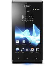 Sony Xperia J (ST26i) - černá