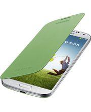Samsung flipové pouzdro EF-FI950BG pro Galaxy S4 (i9505), světle zelené