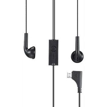 Samsung sluchátka stereo EHS49UD0, FM, konektor microUSB, černá bulk