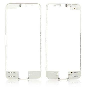 Náhradní díl LCD rámeček střední pro iPhone 5, bílý