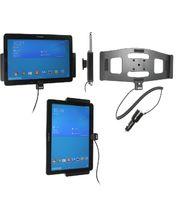 Brodit držák do auta na Samsung Galaxy Tab PRO 10.1 bez pouzdra, s nabíjením z cig. zapalovače