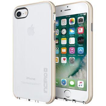 Incipio ochranný kryt [Lux Series] Reprieve Case pro Apple iPhone 7 průhledná/zlatá/šedá