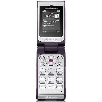 Sony Ericsson W380i Electric Purple