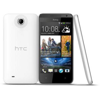 HTC Desire 300, bílá