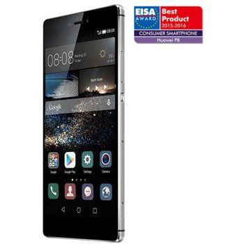 Huawei P8 (Titanium Grey), šedá