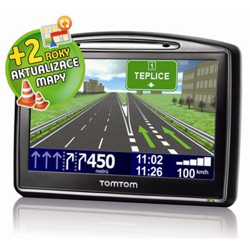 TomTom Go 730 Traffic + 2 roky map Zdarma