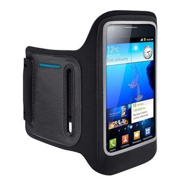 Belkin sportovní pouzdro pro Galaxy S II / S2 na ruku, černé (F8M133ebC00)