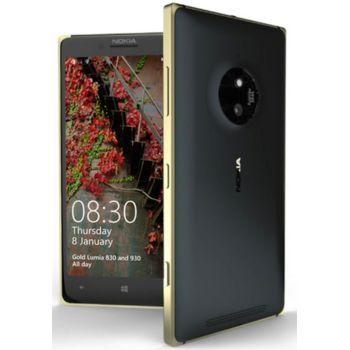 Nokia Lumia 830 Black Gold