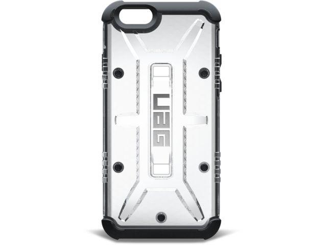 obsah balení UAG ochranný kryt composite case Maverick pro iPhone 6, čirý