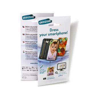 Skinzone voucher na skin pro mobilní telefony (vč.poplatku za dopravu), na celé tělo