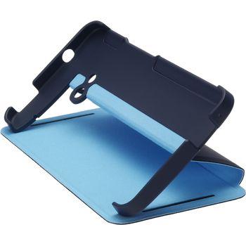 HTC flipové pouzdro Double Dip Flip HC V841 pro HTC One, modrá