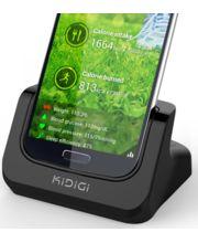 Kidigi dobíjecí a synchronizační kolébka pro Samsung GALAXY S4 se slotem pro druhou baterii