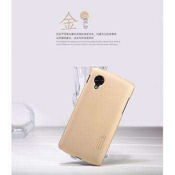 Nillkin super frosted zadní kryt Golden pro LG Nexus 5
