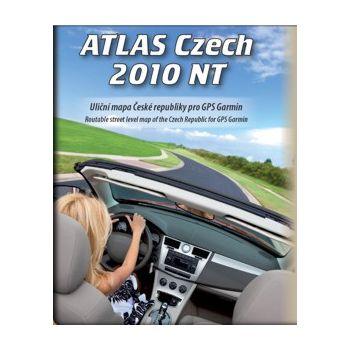 Garmin mapy Česká republika - Atlas Czech 2010 NT plná verze