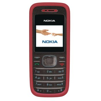 NOKIA 1208 Red