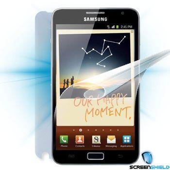 Fólie ScreenShield Samsung Galaxy Note - celé tělo