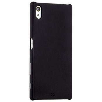 Case Mate ochranné pouzdro Barely There pro Sony Xperia Z5, černá