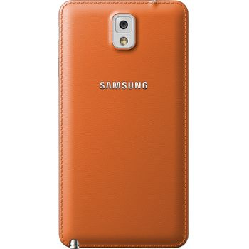 Samsung zadní kryt ET-BN900SO pro Galaxy Note 3, oranžový