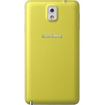 Samsung zadní kryt ET-BN900SG pro Galaxy Note 3, limetkově zelený