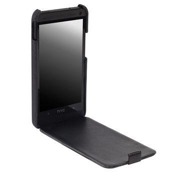 Krusell pouzdro SlimCover Tumba - HTC ONE (černá)