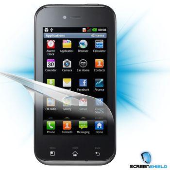 Fólie ScreenShield LG Optimus SOL E730 - displej