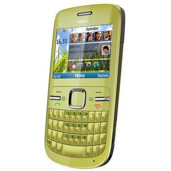 Nokia C3-00 Lime Green