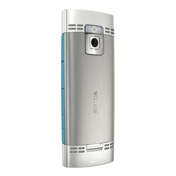 Nokia X2-00 Blue + souprava příslušenství do auta Nokia