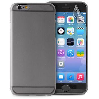 Puro zadní kryt s fólií Ultra-Slim pro Apple iPhone 6 plus 5.5, černá