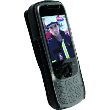 Krusell pouzdro Classic - Nokia 6303/6303i Classic