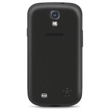 Belkin Grip Sheer Matte TPU pro Samsung Galaxy S 4, černá