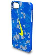 Nike Camo kryt pro iPhone 5/5S, modro šedý