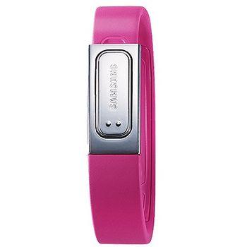 Samsung náramek S Health (malý) EI-HA10SNH pro Galaxy S4 (i9505), růžový