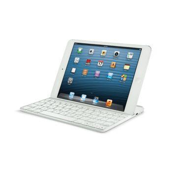Logitech Ultrathin Keyboard Cover pro iPad Mini bílý