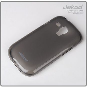 Jekod TPU silikonový kryt i8190 Galaxy S3 mini, černá