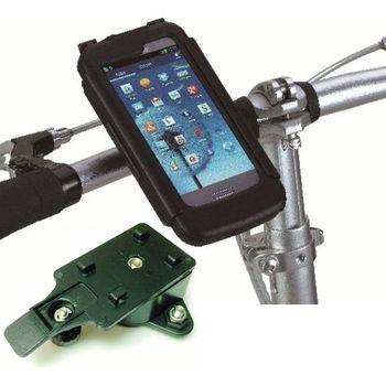 Voděodolný držák na motorku na Samsung Galaxy S III s adaptérem pro RAM
