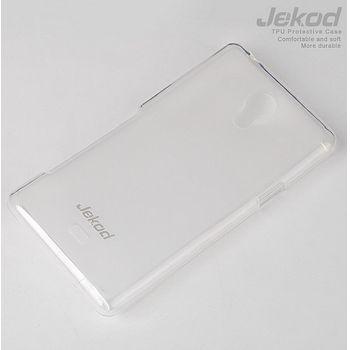Jekod TPU silikonový kryt Sony Xperia Miro, bílá
